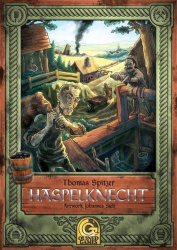 Haspelknecht box