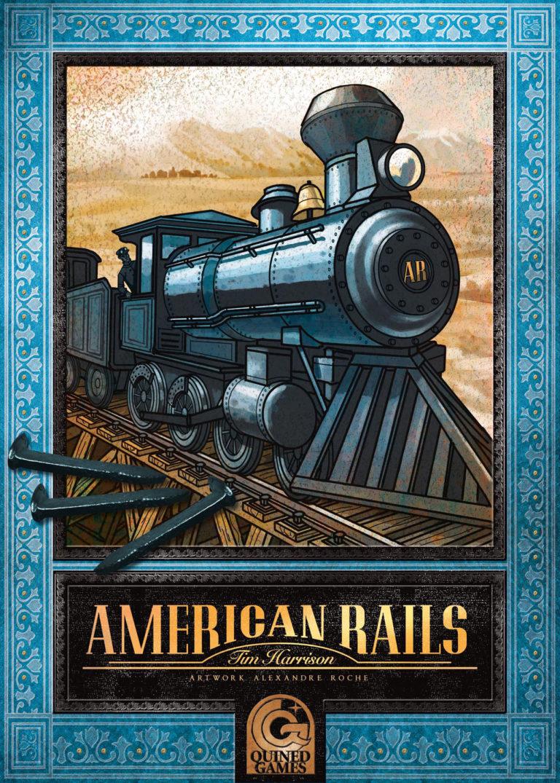 American Rails box