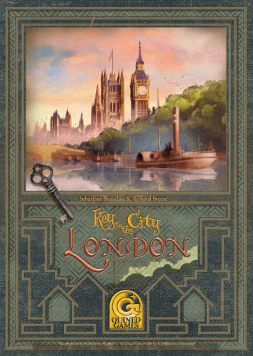 Key to the City: London box
