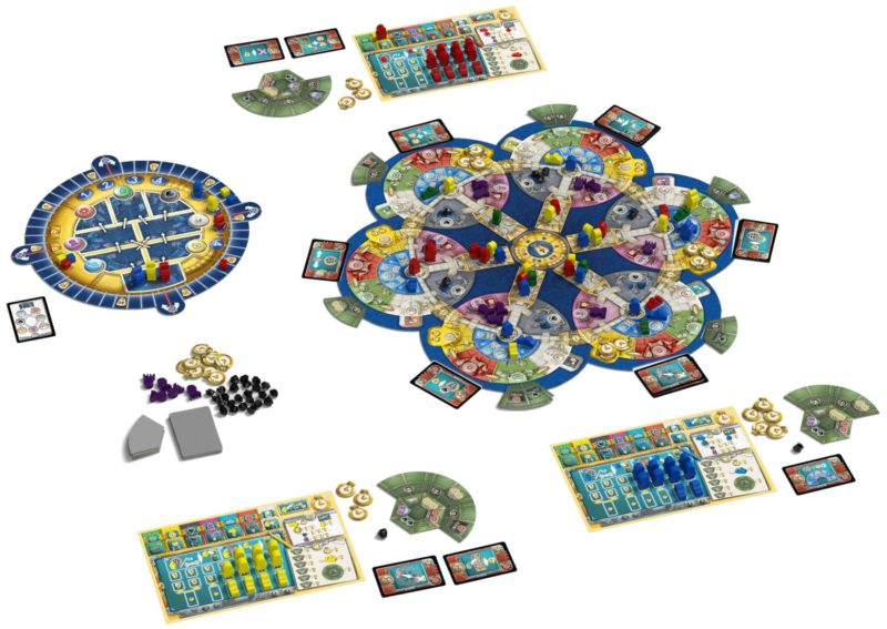 Aquasphere components