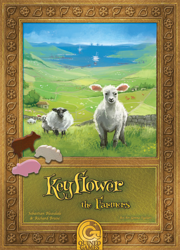 Keyflower: The Farmers box