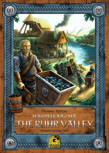 Haspelknecht: The Ruhr Valley box
