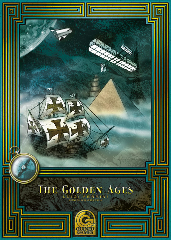 Golden Ages box