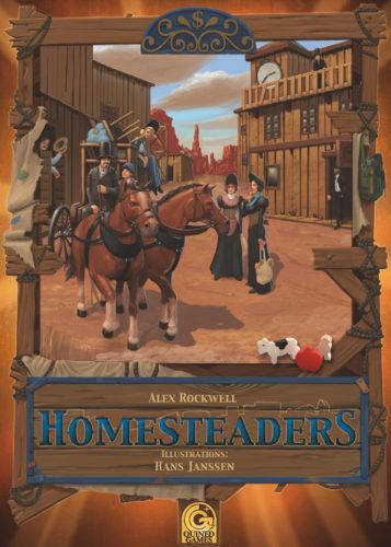 Homesteaders box