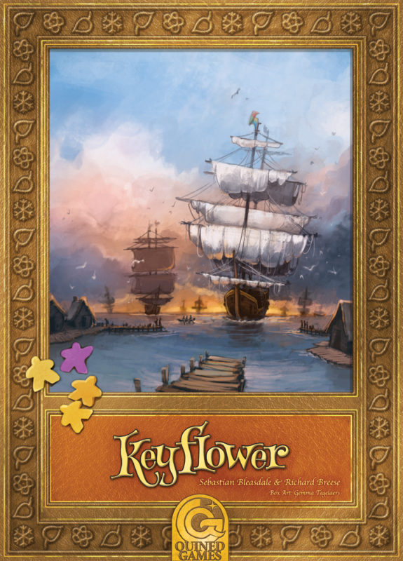 Keyflower box
