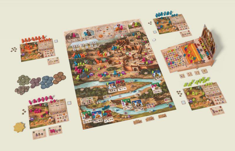 Agra 3D render