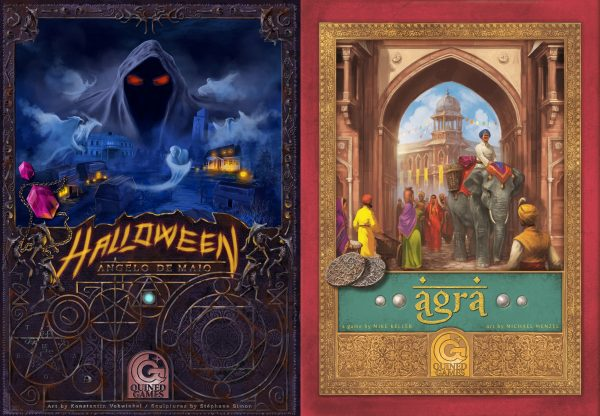 Halloween + Agra pre-order