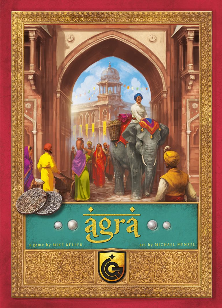 Agra -  Quined Games