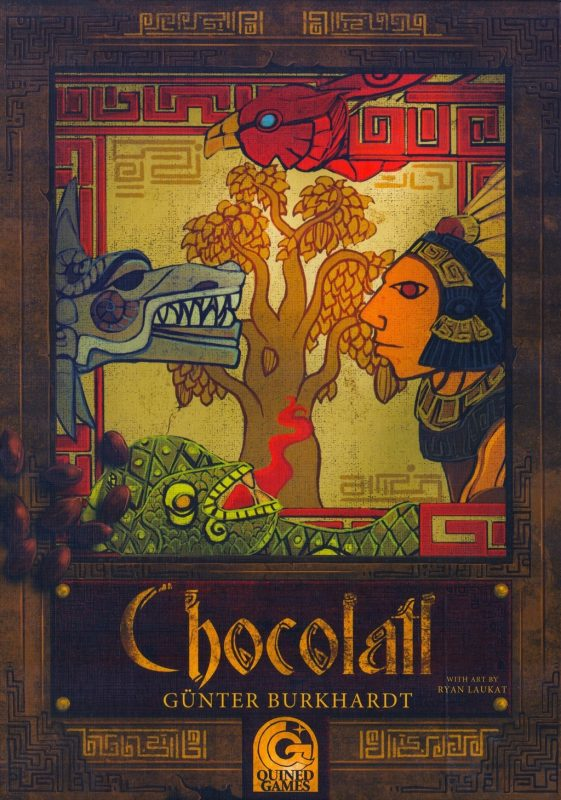 Chocolatl box